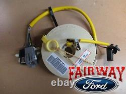 02 thru 07 F250 F350 OEM Genuine Ford Clockspring with Cruise witho Radio Controls