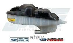 03-07 6.0L Powerstroke Diesel Genuine OEM Ford Coolant Degas Bottle Reservior