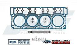 03-Early Built 04 6.0L Powerstroke Diesel OEM Genuine Ford Head Gasket Kit 18MM