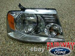 04 05 06 07 08 F-150 OEM Genuine Ford Parts RIGHT Passenger Head Lamp Light NEW