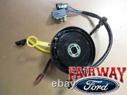 04 thru 07 F250 F350 OEM Genuine Ford Clockspring with Cruise & Radio Controls