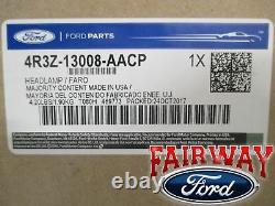 05 06 Mustang OEM Genuine Ford Halogen Head Lamps Lights PAIR of RH & LH NEW
