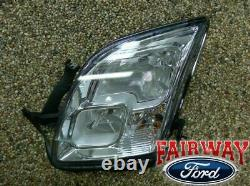 06 07 08 09 Fusion OEM Genuine Ford Parts LEFT Driver Head Lamp Light NEW