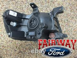 06 thru 10 Explorer & Sport Trac OEM Genuine Ford LEFT Driver Head Lamp Light