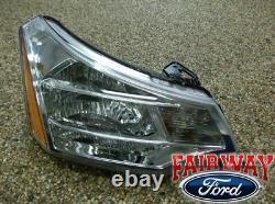 08 09 10 Focus OEM Genuine Ford Parts RIGHT Passenger Head Lamp Light NEW