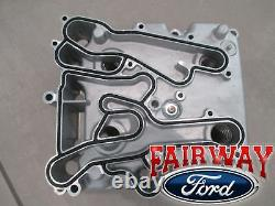 08 thru 10 Super Duty Powerstroke Diesel 6.4L OEM Genuine Ford Oil Cooler Kit