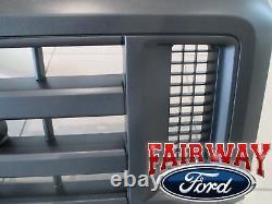 08 thru 17 Econoline E150 E250 E350 E450 OEM Genuine Ford Parts Black Grille NEW