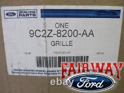 08 thru 19 Econoline E150 E250 E350 E450 OEM Genuine Ford Parts Chrome Grille