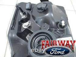 08 thru 19 Econoline Van OEM Genuine Ford Headlamp Headlight with Bulbs LEFT LH
