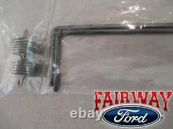 09 10 F150 OEM Genuine Ford Tailgate Flex Step Top Center Molding KING RANCH