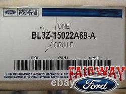 09 thru 14 F-150 OEM Genuine Ford Parts Cowl Panel Grille Set with Seals RH & LH