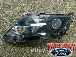 10 thru 12 Fusion OEM Genuine Ford Parts LEFT Driver Quad Head Lamp Light NEW