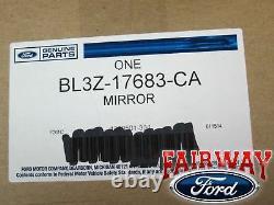 11 thru 14 F-150 OEM Genuine Ford Power Adjustable Heated Signal Mirror Left NEW