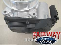 11 thru 14 Mustang GT OEM Genuine Ford Throttle Body with TPS Sensor 5.0L V8 NEW
