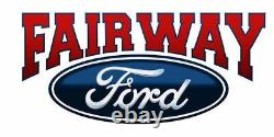 13 thru 14 Mustang Laguna Seca RED OEM Genuine Ford Faux Fuel Gas Cap Emblem