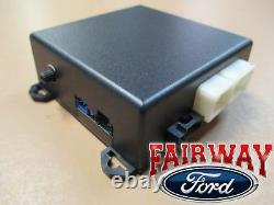14 thru 17 Fusion OEM Genuine Ford Parts Remote Start & Security System Kit NEW