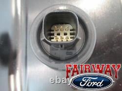 15 thru 17 F-150 OEM Genuine Ford Tail Lamp Light Driver LH with LED (No Radar)