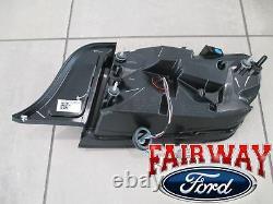 15 thru 18 Mustang OEM Genuine Ford LED Tail Lamp Light Left Driver NEW