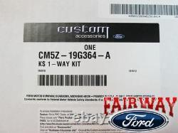 15 thru 19 Transit OEM Genuine Ford Remote Start Kit 2 Fobs No Programming
