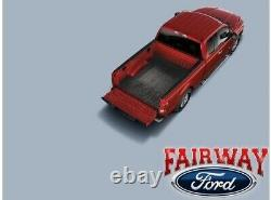 15 thru 20 F-150 OEM Genuine Ford Heavy Duty Rubber Bed Mat with F-150 Logo 5.5