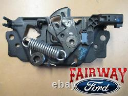 16 17 Focus OEM Genuine Ford Remote Start & Security System Kit with Manual Temp