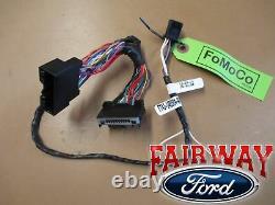 16 thru 17 Explorer OEM Genuine Ford Parts Remote Start & Security System Kit