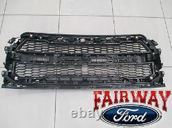 17 thru 18 F-150 SVT RAPTOR OEM Genuine Ford Grille Complete with Lights NEW