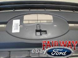 17 thru 19 Super Duty F-250 F-350 F-450 F-550 OEM Genuine Ford Black Grille NEW