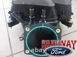 18 thru 19 Mustang OEM Genuine Ford Parts Intake Manifold 5.0L Coyote GT V8 NEW