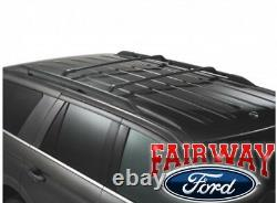 18 thru 20 Expedition OEM Genuine Ford Roof Rack Cross Bar Set 2-pc with Hardware