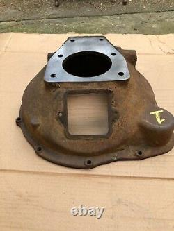 1930 1931 Model A Ford Aa Truck Bell Housing Transmission T-5 Hot Rod Roadster 1