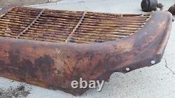 1936 Ford Truck GRILLE SHELL Original Pickup Panel custom rod