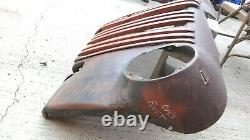 1942 1946 1947 Ford Truck GRILLE with BARS Original Jail Bar pickup panel