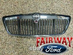 2003 & 2004 Lincoln Aviator OEM Genuine Ford Parts Chrome Grill Grille withEmblem