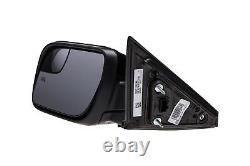 2011-2015 Ford Explorer Left Driver Side View Mirror OEM NEW Genuine BB5Z17683BA