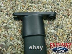 2011 thru 2015 Explorer OEM Genuine Ford Black Roof Rack Cross Bar Set 2-piece