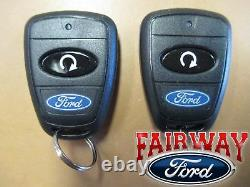 2016 2017 Focus OEM Genuine Ford Remote Start & Security System Kit with Auto Temp