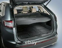 2020 Ford Edge OEM Genuine Ebony Vinyl Cargo Security Shade Cover
