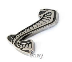 2020 Shelby GT500 Genuine Ford OEM 3.5 Snake Fender Side Emblems Badges LH RH
