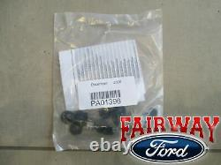 2021 F-150 OEM Genuine Ford Heavy Duty Rear Wheel Well House Liner Kit NEW