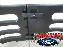 21 thru 22 Ford F-150 F150 OEM Genuine Ford Black Stowable Bed Extender Kit NEW