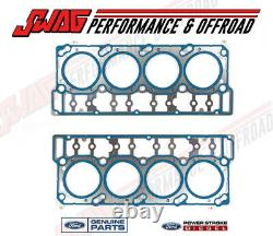 6.0L Powerstroke Genuine Ford OEM Pair of 18MM Head Gaskets Gaskets ONLY