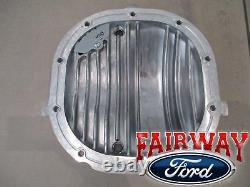 85 thru 14 Mustang OEM Genuine Ford 8.8 Finned Aluminum Rear Differental Cover