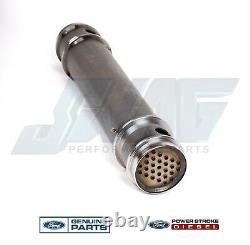94.5-03 Ford 7.3L Powerstroke Diesel OEM Genuine Ford Engine Oil Cooler 6A642