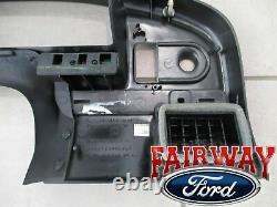 94 thru 96 Bronco OEM Genuine Ford Instrument Cluster Dash Finish Panel Bezel
