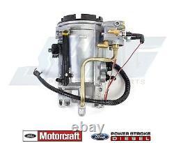 96-97 Ford 7.3L Powerstroke Diesel Genuine Motorcraft OEM Fuel Filter Housing