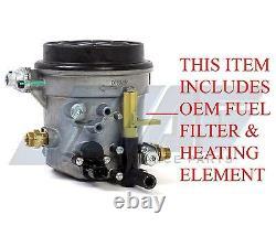 99-03 Ford 7.3L Powerstroke Diesel Genuine Motorcraft OEM Fuel Filter Housing
