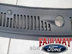 99 thru 04 Mustang OEM Genuine Ford Windshield Wiper Screen Cowl Panel Grille