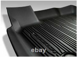 Ford Genuine OEM All-Weather Floor Liner Floor Mat Set Ford Fusion 2017-2018