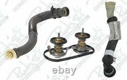 Ford OEM Updated Thermostats & Radiator Hoses For 2008-2010 6.4L Powerstroke